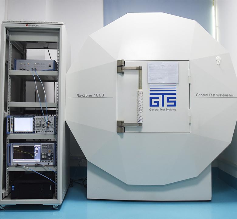 Multi detector OTA test
