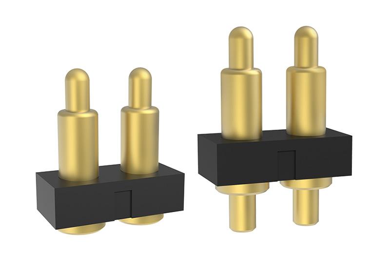 2 Pin Pogo  Pin Connector