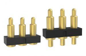 3 Pin Pogo  Pin Connector