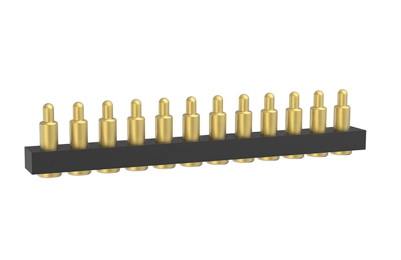 12 Pin Pogo Pin Connector