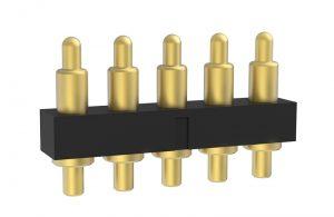 5 Pin Pogo  Pin Connector
