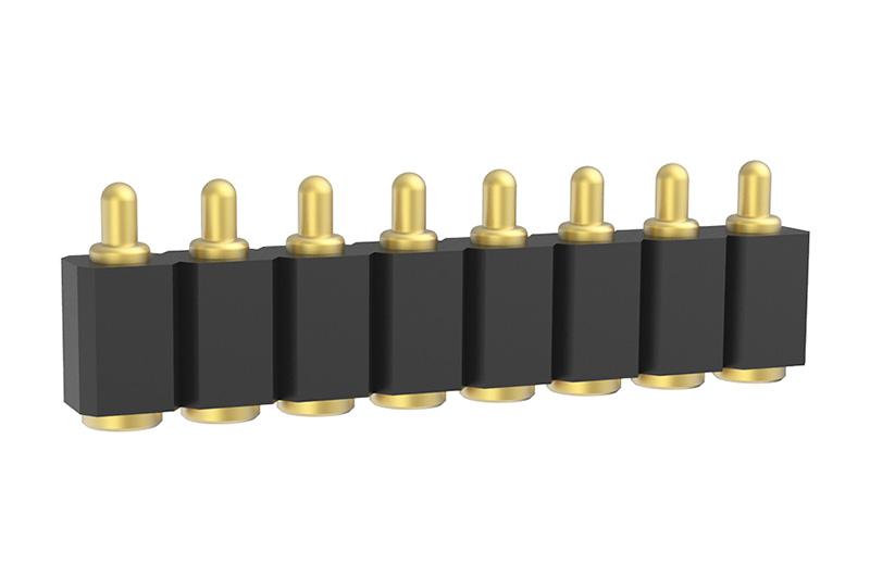 8 Pin Pogo Pin Connector